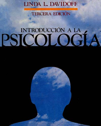 linda davidoff introduccion ala psicologia