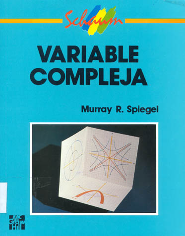 Variable Compleja por Murray R. Spiegel
