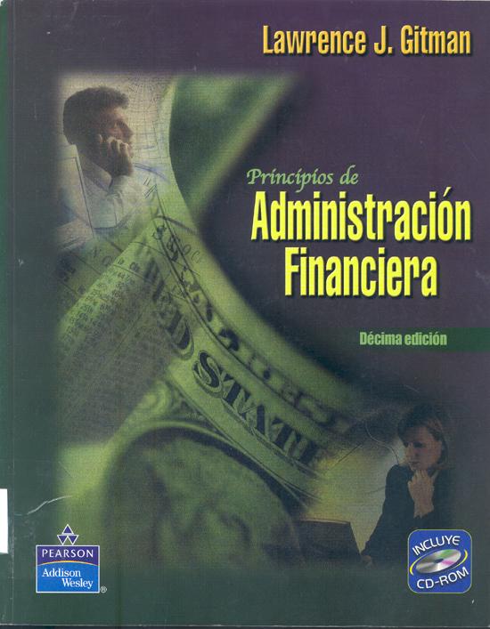 principios de administracion financiera lawrence j gitman 11 edicion